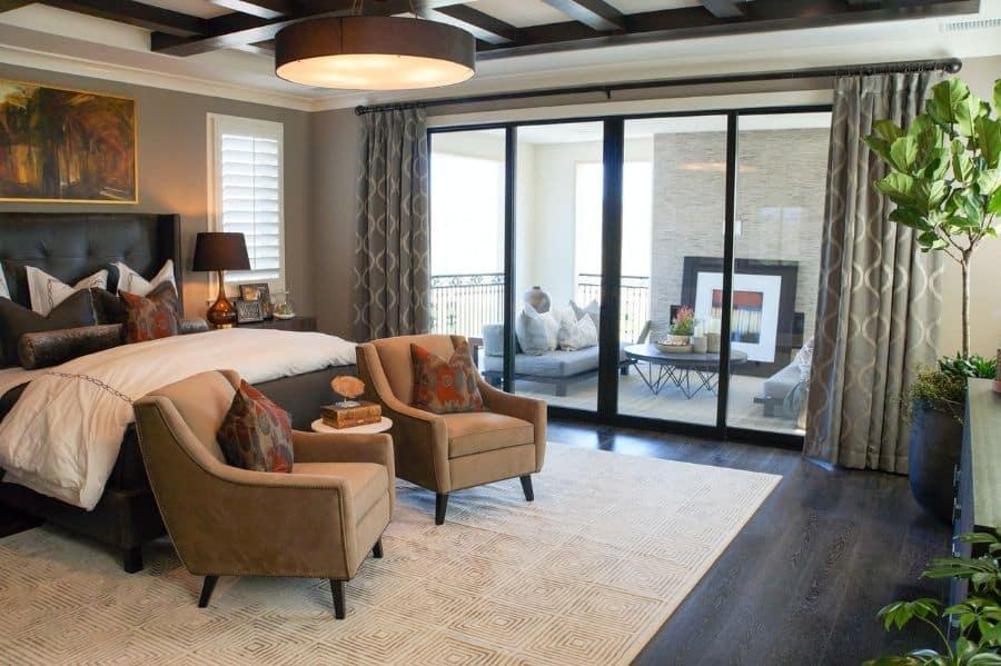 modern vintage bedroom ideas 2