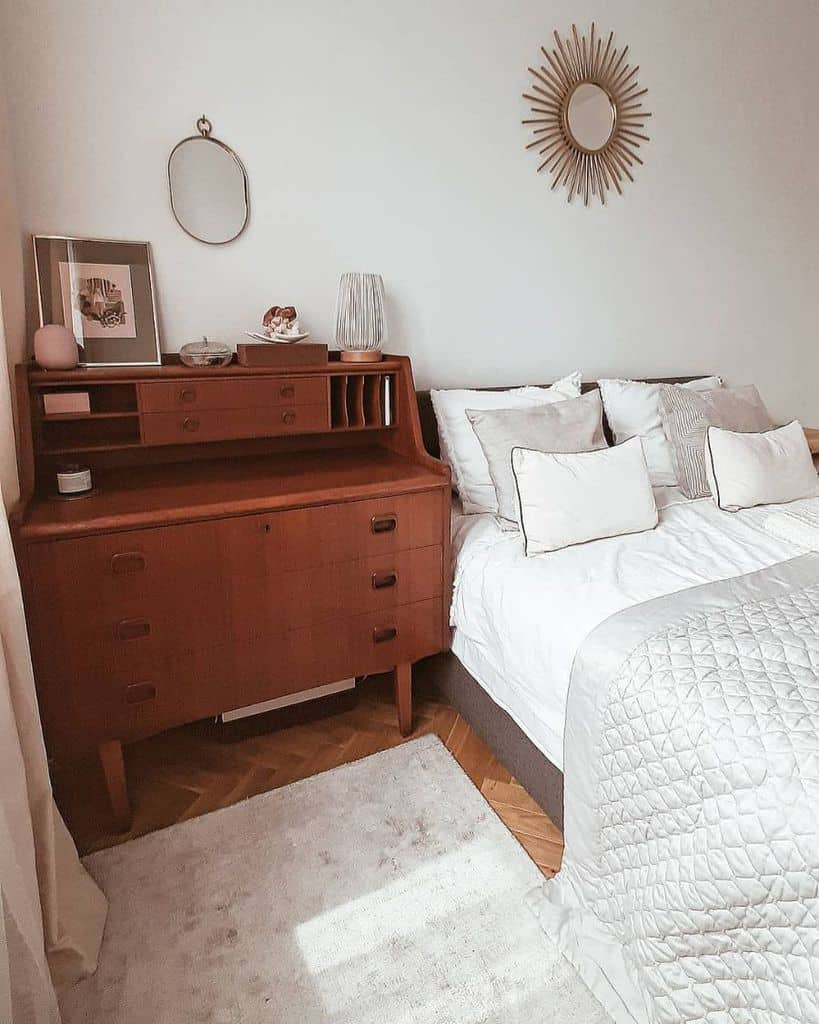 modern vintage bedroom ideas joanna_pietrak