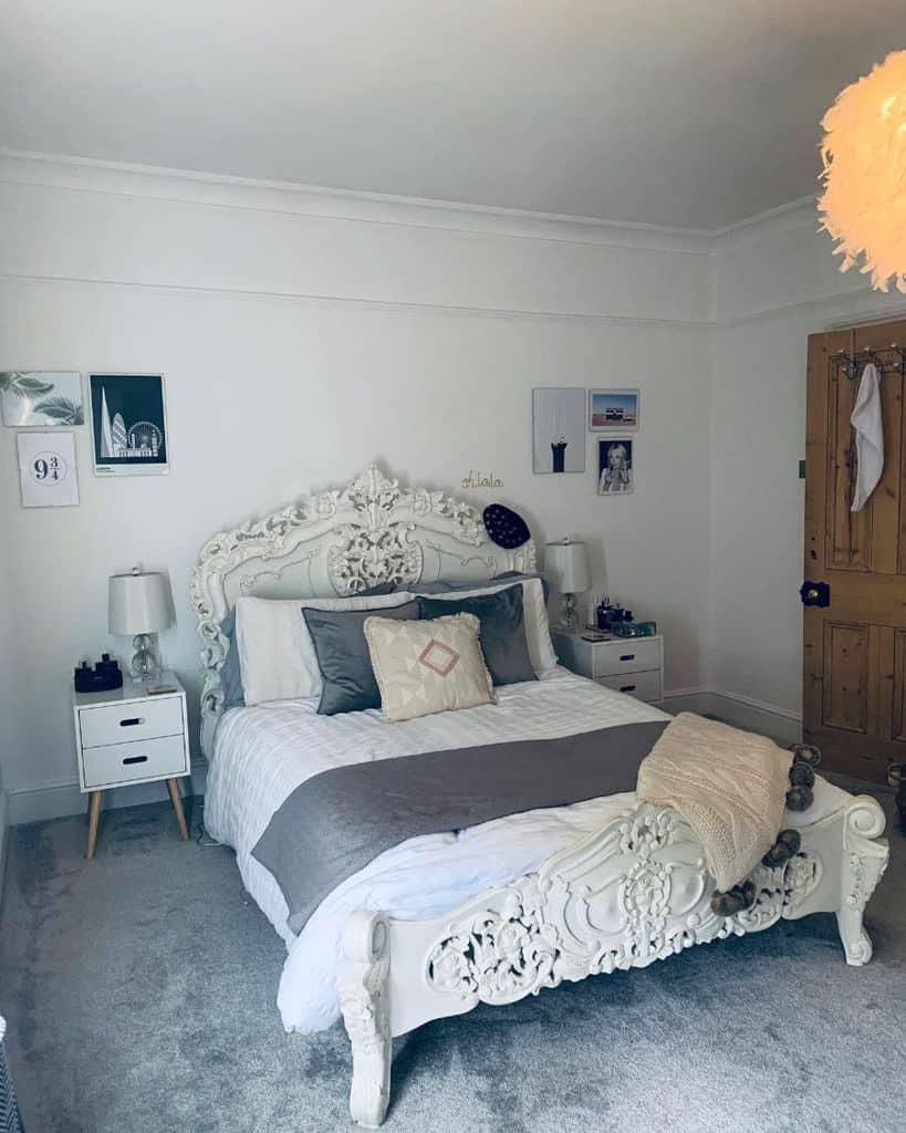 modern vintage bedroom ideas peachesinterior