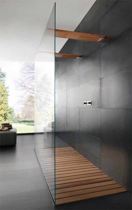 Modern Walk In Shower Ideas