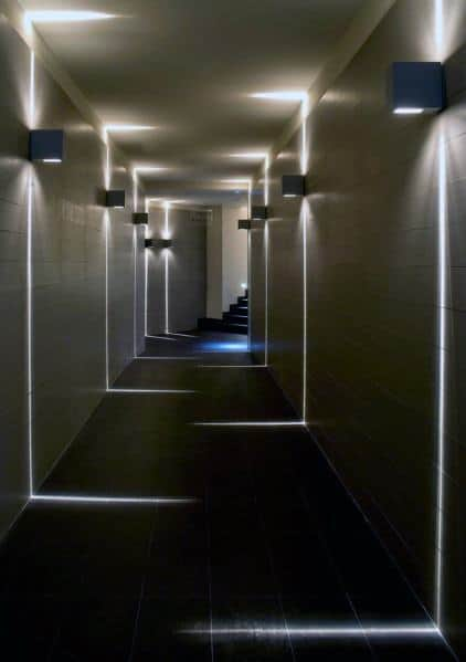 Modern Wall Sconces Hallway Lighting Home Designs