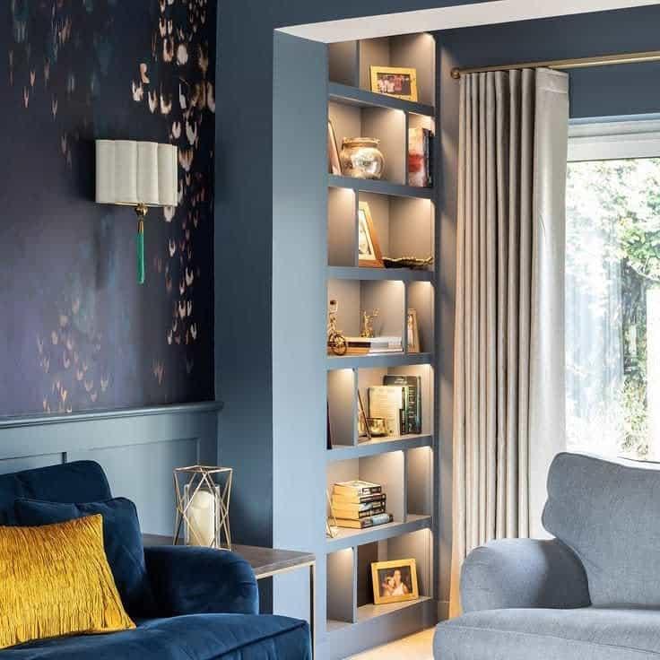 modern wall shelf ideas lainternarredamento