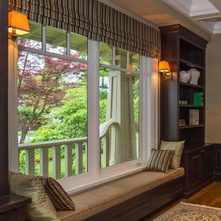 Modern Window Seat Featureprojects