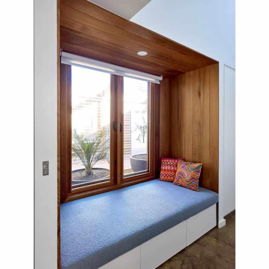 Modern Window Seat Mountford Williamson Arch