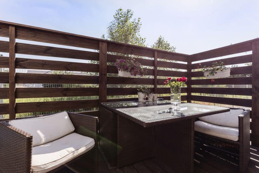 Modern Wood Fence Ideas (6)