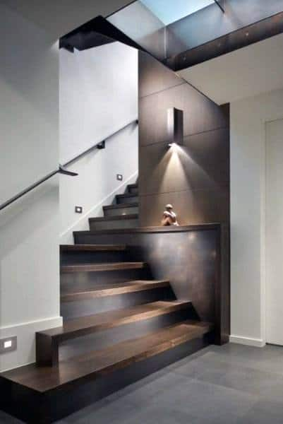 Modern Wood Staircase Designs