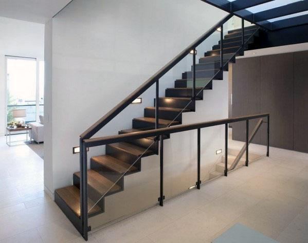 Modern Wooden Stairs Ideas