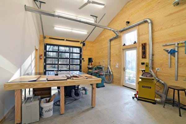 Modern Workshop Ideas