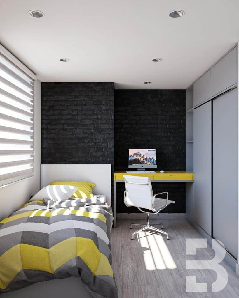 modern yellow bedroom ideas bucket.3dlab