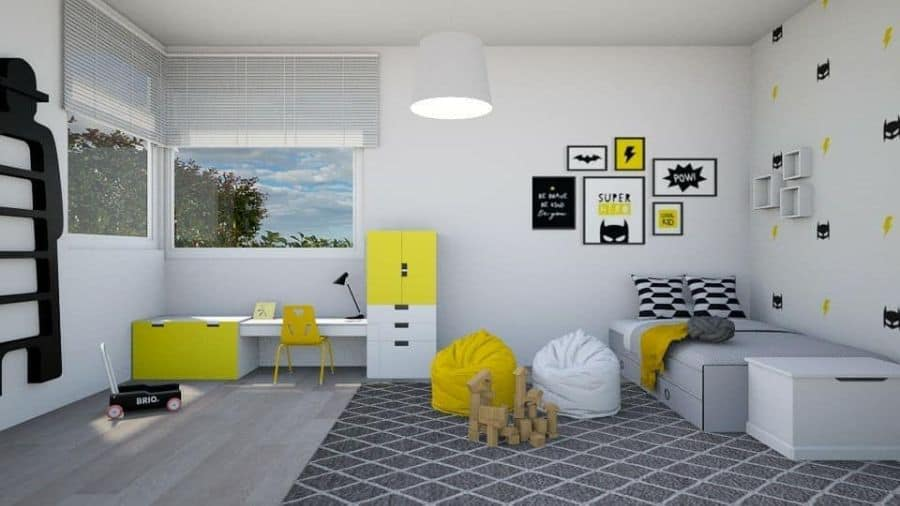 modern yellow bedroom ideas linoyhomestying