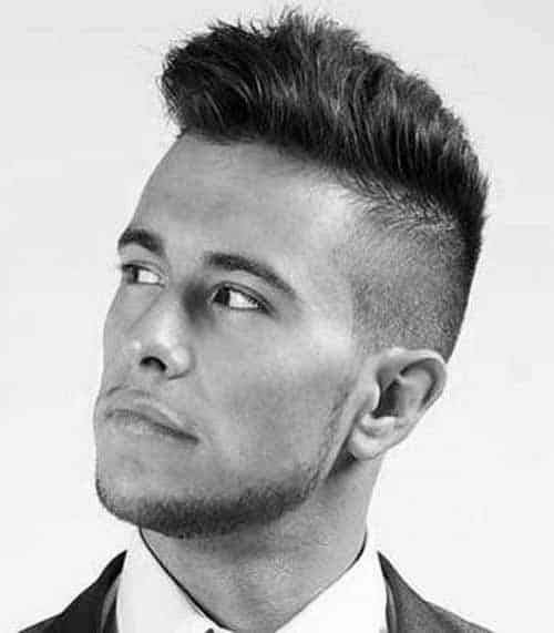Mohawk Hairstyles For Men Short Hair