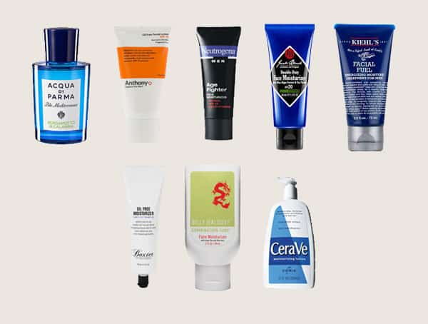 Moisturizer Skincare Tips For Men
