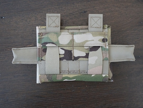 Molle Belt Mounted Blue Force Gear Micro Trauma Kit Now