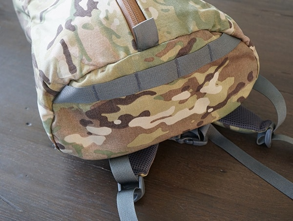 Molle Bottom Of Mystery Ranch Urban Assault Backpack