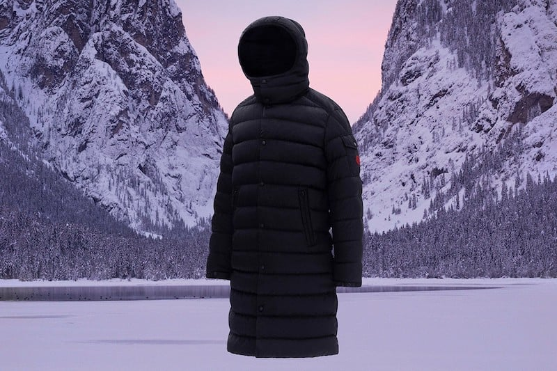 Moncler Release Striking Sustainable Jacket Capsule