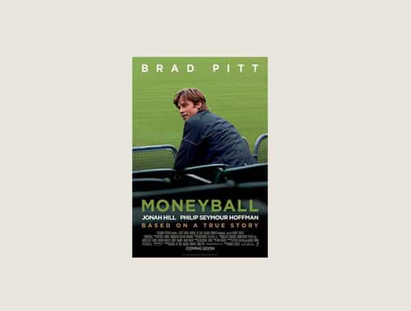 Moneyball Best Business Motivational Movies For Men