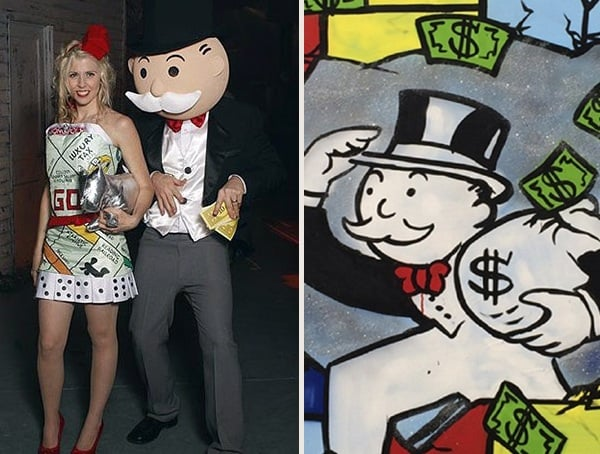 Monopoly Man Best Adult Halloween Costumes For Men