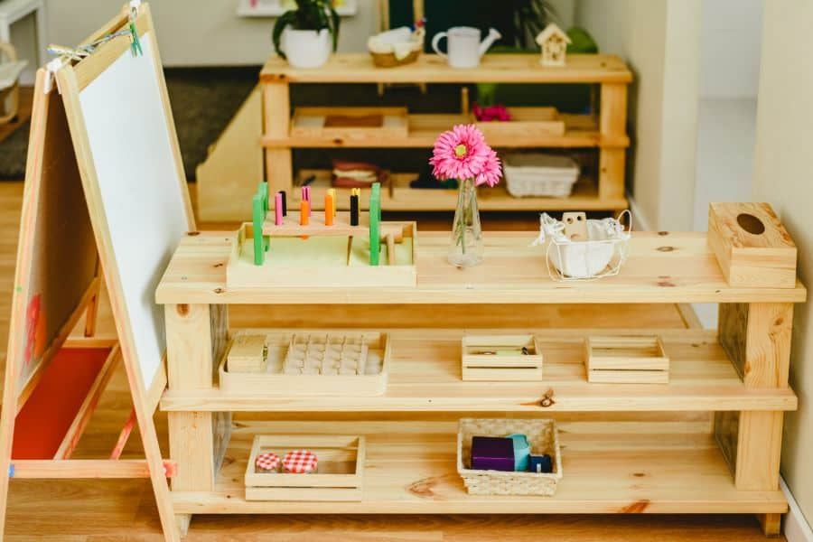 Montessori Playroom Ideas 1