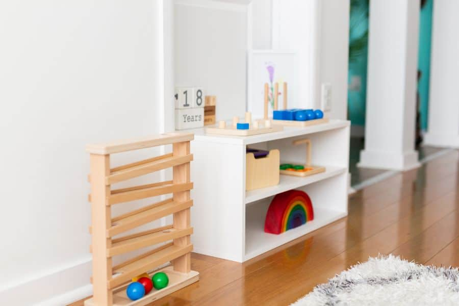 Montessori Playroom Ideas 2