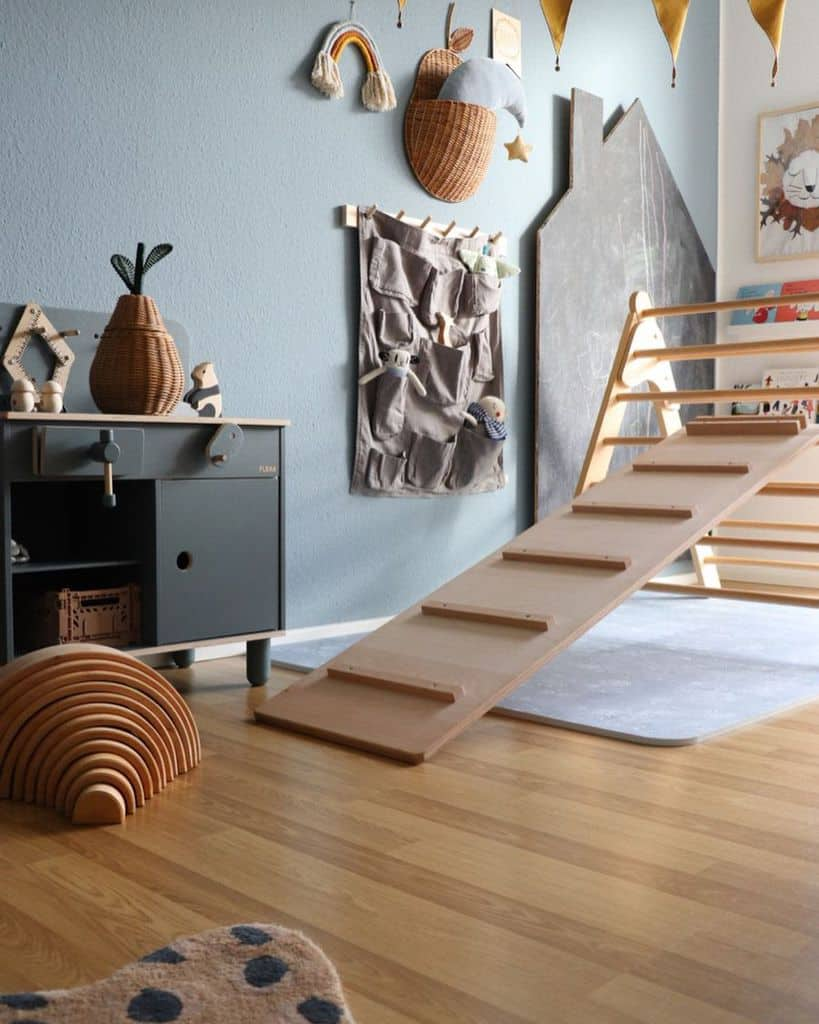 Montessori Playroom Ideas Hej Sylwi