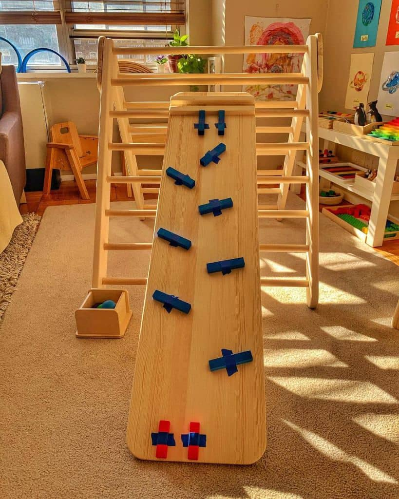 Montessori Playroom Ideas Playbasedlearningnyc