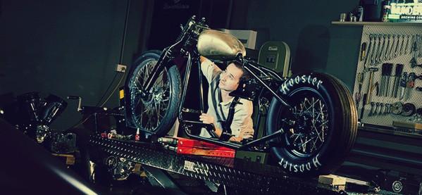 Motorcycle Rebuilding Hobby
