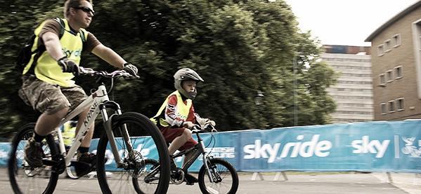 Mountain Biking Father Son Activities