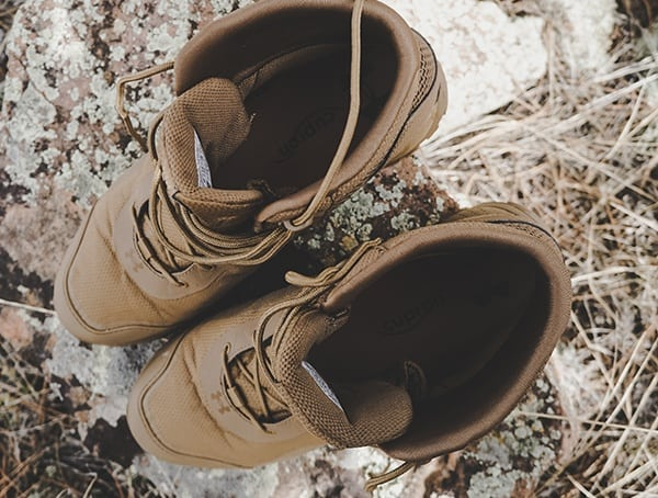 Mountain Field Test Under Armour Valsetz Rts Tactical Boots For Men