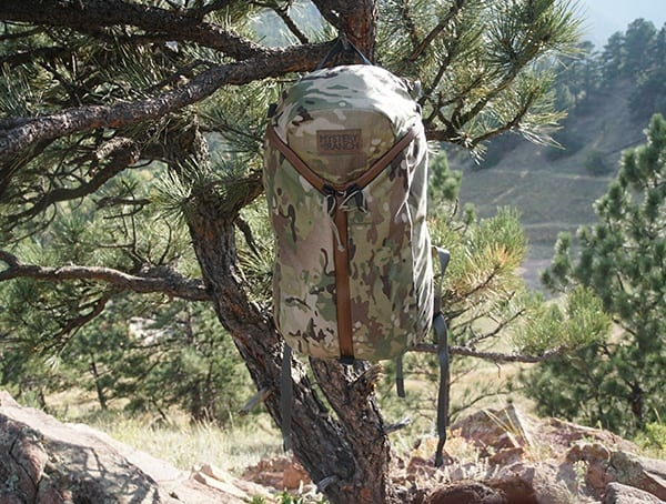 Mountain Hiking With Multicam Mystery Ranch Urban Assault Backpack
