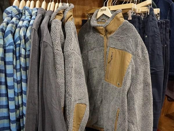 Mountain Khakis Mens Grey And Tan Jacket
