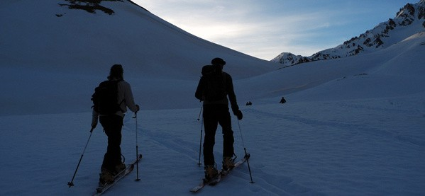 Mountain Skiing Trip