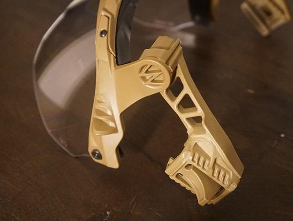 Mounting Bracket Ajustable Arm Team Wendy Exfil Ballistic Visor