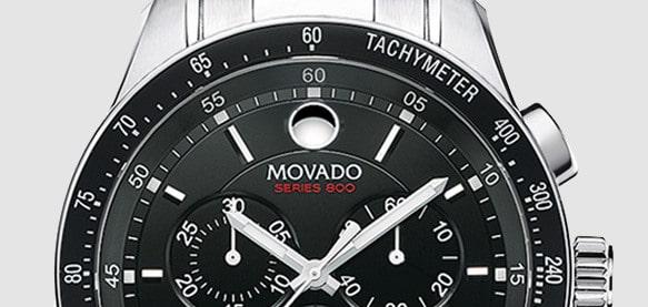 Movado Men's Watch Series 800 Chronograph