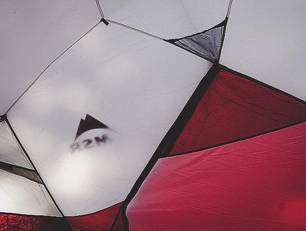 Msr Hubba Tour 3 Tent Ceiling