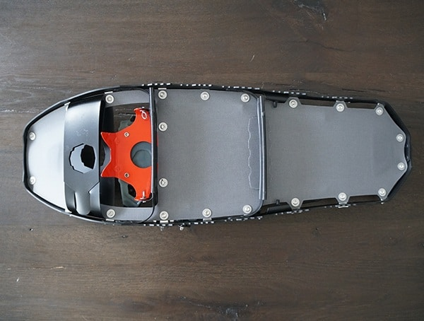 Msr Lighting Ascent Snowshoes Bottom View