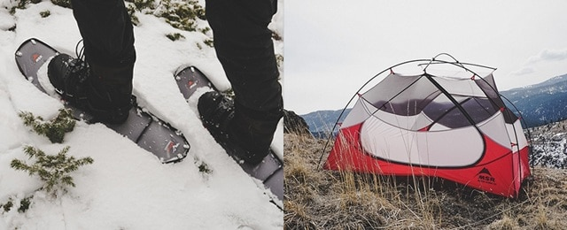 Msr Lightning Ascent Snowshoes Mutha Hubba Nx Tent Review