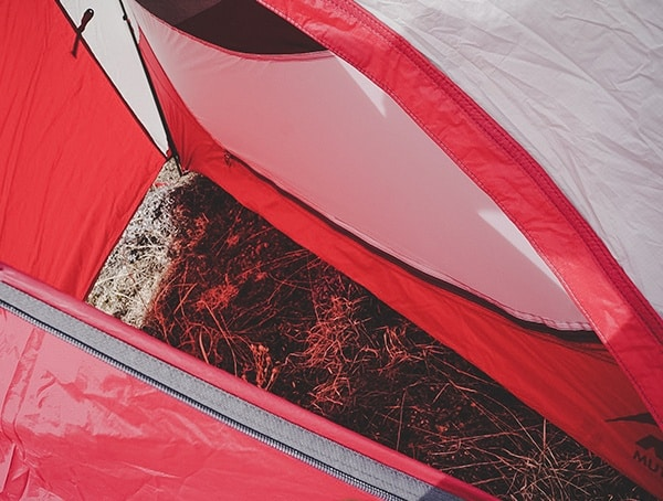 Msr Mutha Hubba Nx 3 Person Backpacking Tent Field Testing