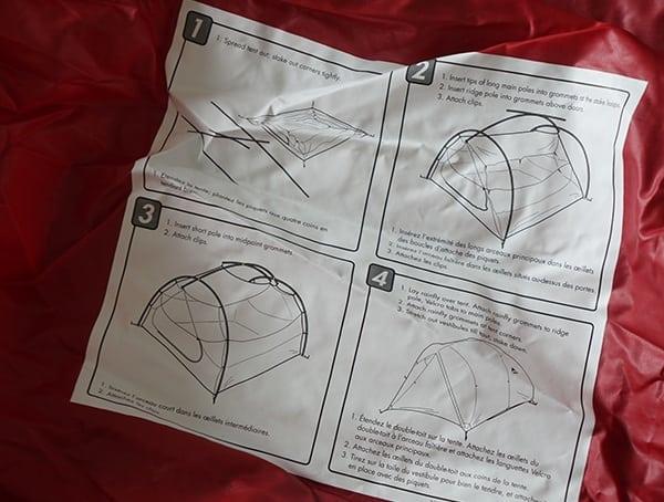 Msr Mutha Hubba Nx 3 Tent How To Setup