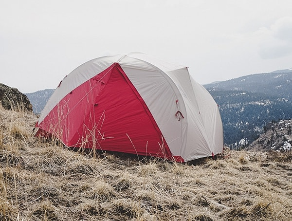 Msr Mutha Hubba Nx Tent Outdoor Field Test 3 Season Conditions