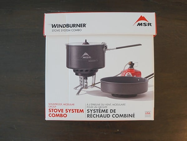 Msr Windburner Stove System Combo Review Outdoor