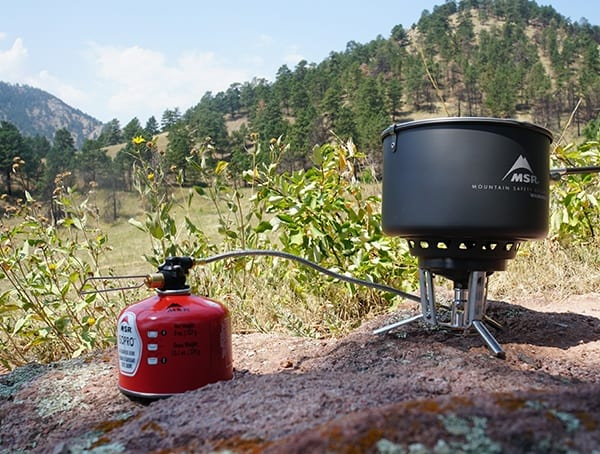 Msr Windburner Stove System Combo Review Outdoor Field Test