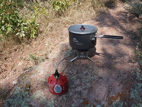 Msr Windburner Stove System Combo Reviewed