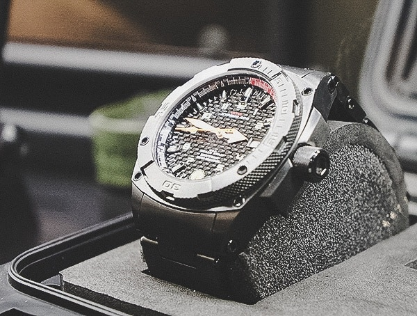 Mtm Spec Ops Tactical Military Watch With Black Bezel And Case