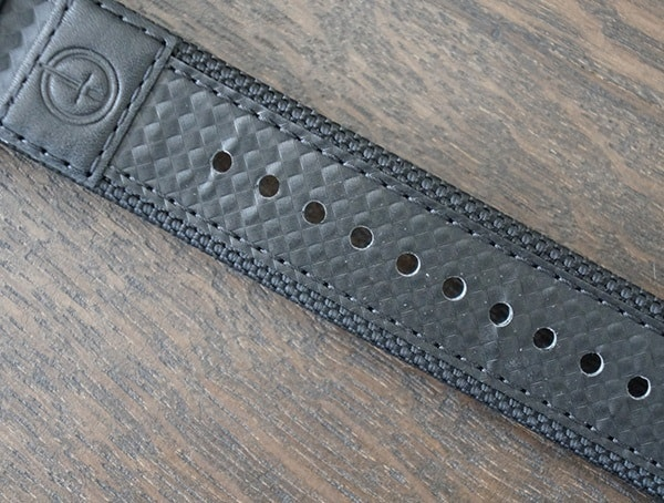 Mtm Special Ops Cobra Watch With P66 Strap Detail