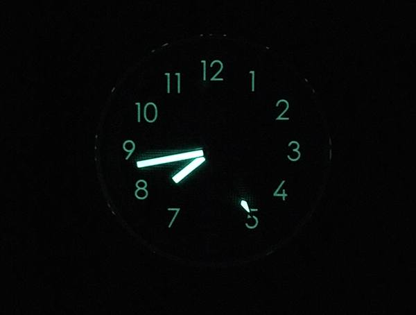 Mtm Special Ops Hypertec H 61 Watch Luminous Features