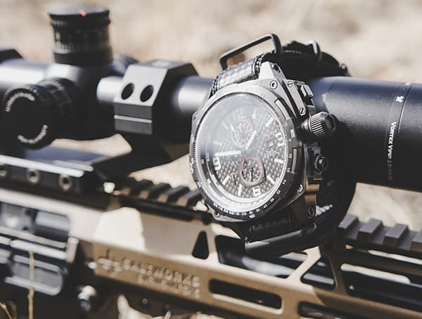 Mtm Watches Cobra Military Mens Pilot Chronograph Watch Review