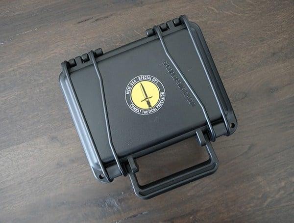 Mtm Watches Cobra Pilot Chronograph Waterproof Case
