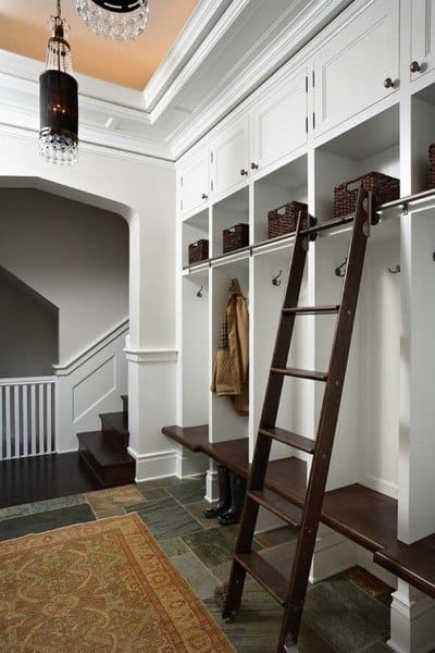 Mudroom Cabinet Ideas