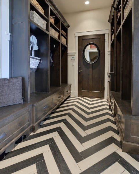 Mudroom Floor Ideas