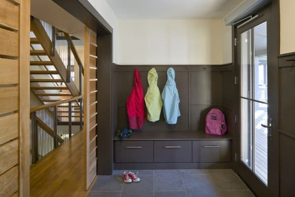 Mudroom Home Design Ideas
